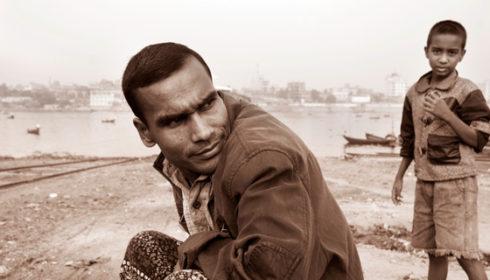 Photo of man at Docks