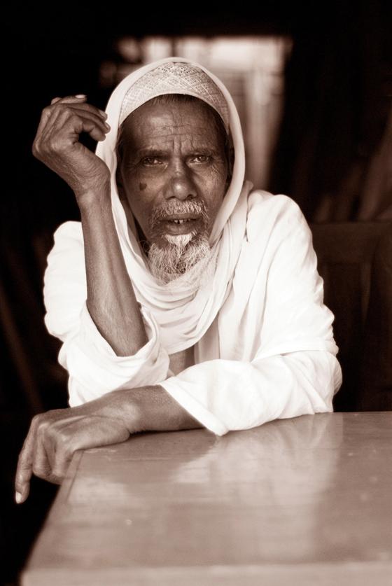 Photo of elder man