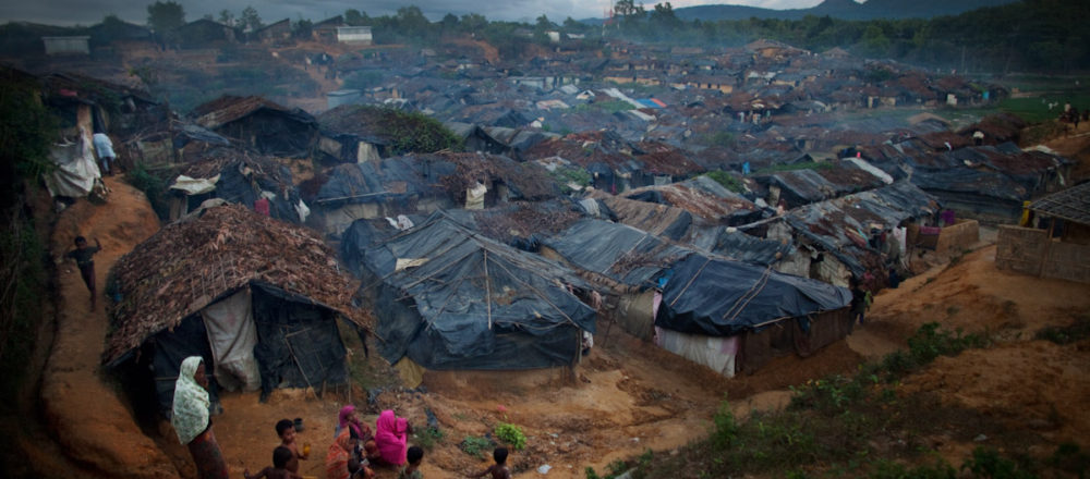Unregistered Rohingya Refugees - Jonathan Saruk