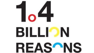1.4 Billion Reasons