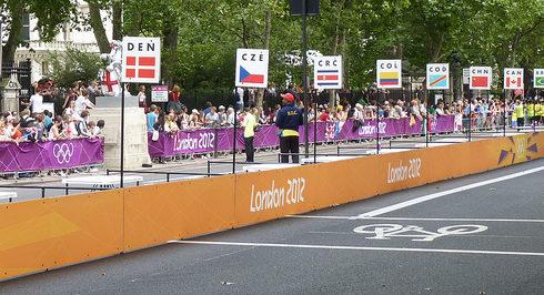 London 2012 Men's Marathon