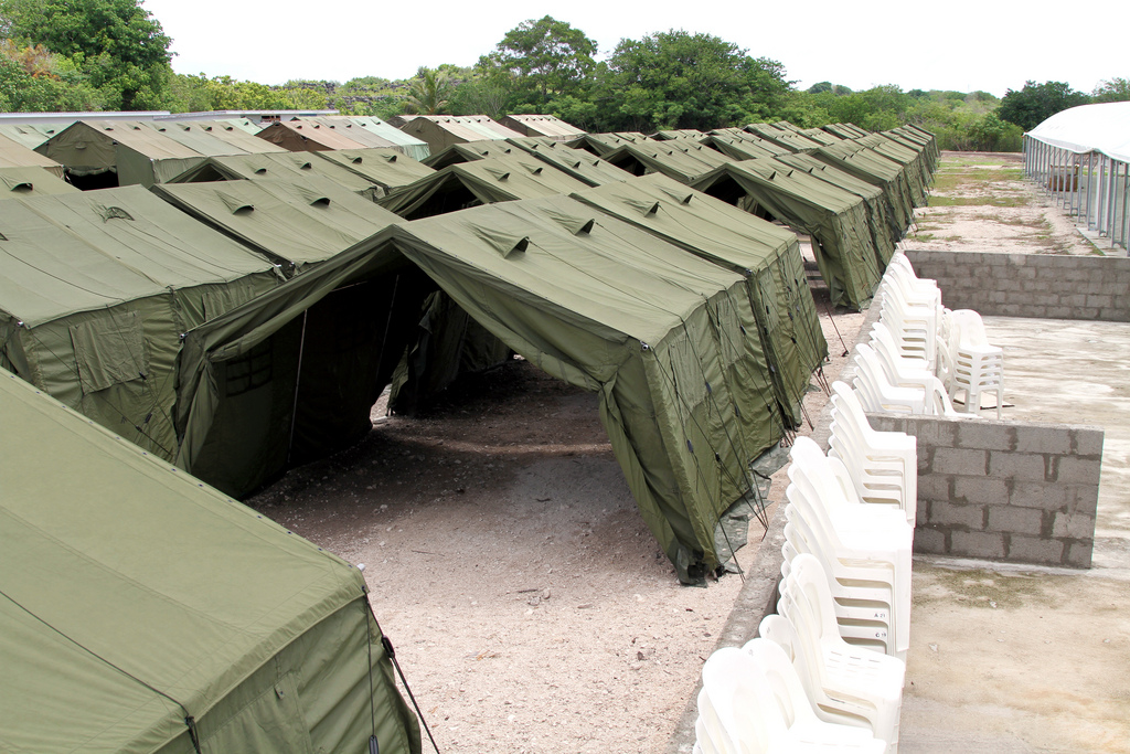 Nauru Detention Centre © Department of Immigration and Citizenship