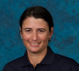 Photo of Peta Searle assistant coach of VFL side Port Melbourne