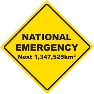 National Emergency - Ghost Citizens