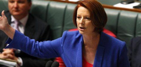 Gillard misogyny speech