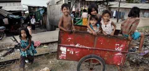 Cambodia railway