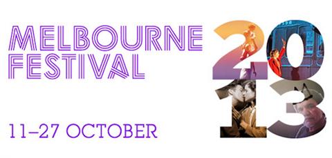 Melbourne Festival Logo