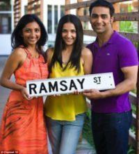 Neighbours' Kapoor family