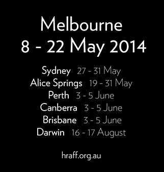 HRAFF dates
