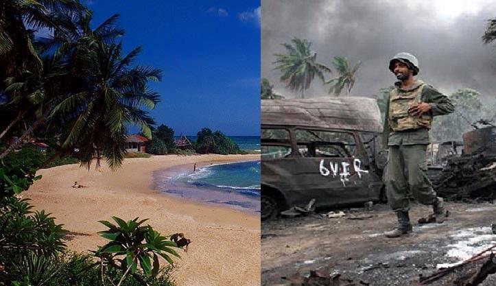 beach & war