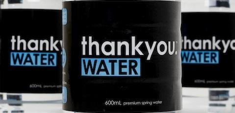 Thankyou-Water
