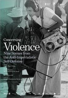 Concerning Violence poster