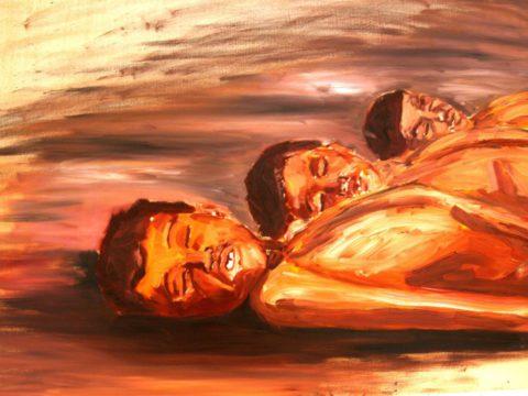 (3 Brothers Dead - Mehdi Jaghuri 2014)
