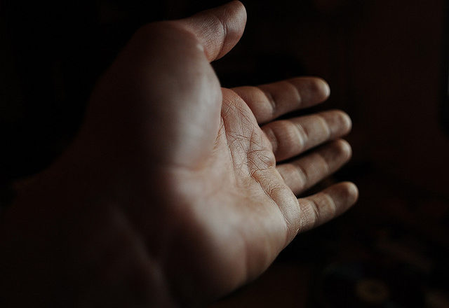 Flickr: - 5m, Hand