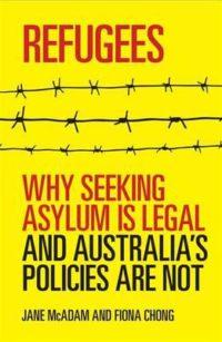 'Refugees' book cover