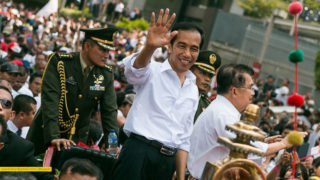 "Joko Widodo says executions are a way to respond to Indonesia's ""drugs emergency""."