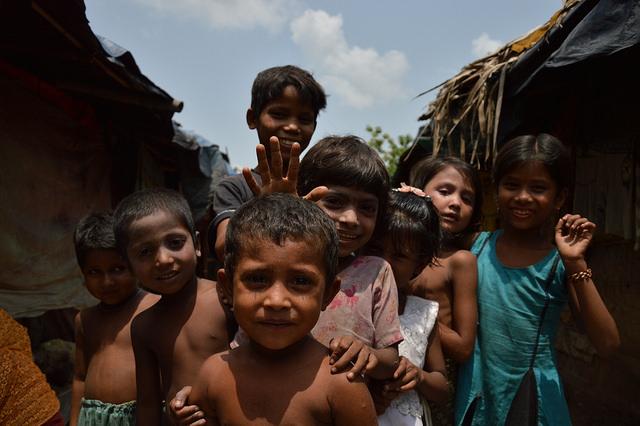 Rohingyas in Bangladesh 2013