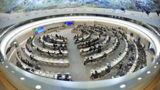Human Rights Council, Geneva