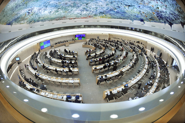 Human Rights Council, Geneva