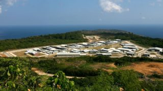 Christmas Island Detention Centre