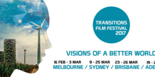 Transitions Film Festival 2017 artwork