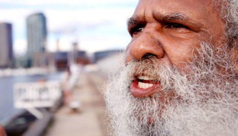 Koorie Elder Uncle Howard Talgium Edwards.