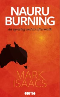 Nauru Burning book cover image