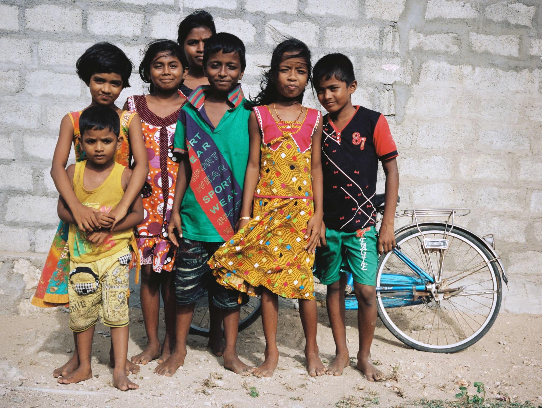 children gurunagar sri lanka