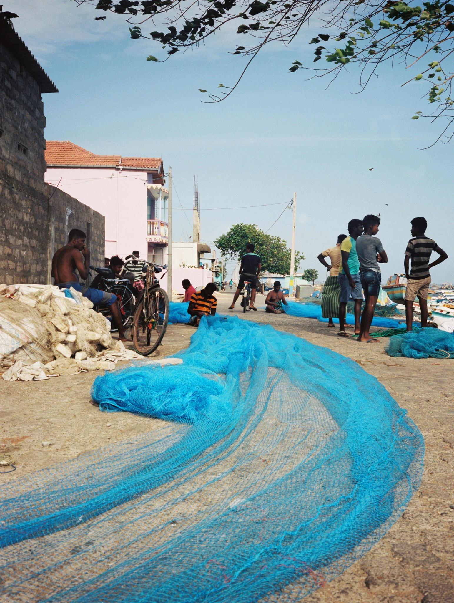 gurunagar fishing village sri lanka