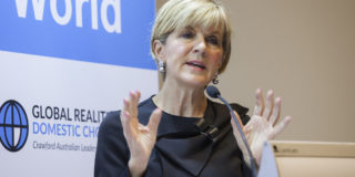 julie bishop modern slavery act