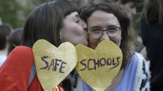 safe schools political rhetoric