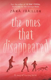 The Ones That Disappeared book cover