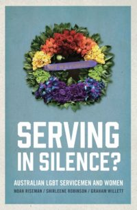 Serving in silence cover