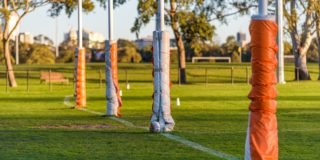 Australian Rules Football Posts