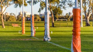 Australian Rules Football Posts