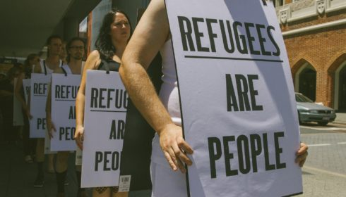 refugees are people