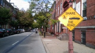 share the road