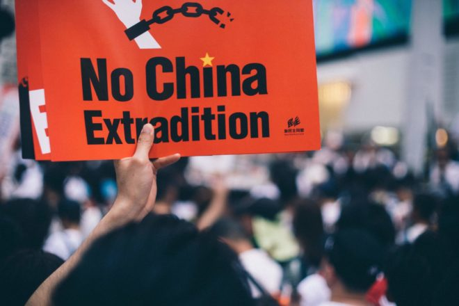 The now withdrawn extradition bill was the tipping point that galvanised Hongkongers to seek democratic reforms. Joseph Chan/Unsplash