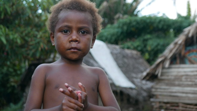 With tourism and big business increasing in Vanuatu, the future remains uncertain for the next generation.