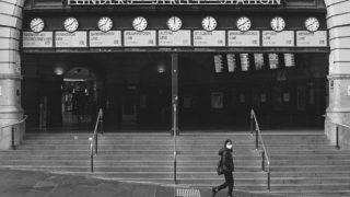 Flinder's St Station 27-3-20_Resized