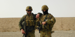 military interpreters
