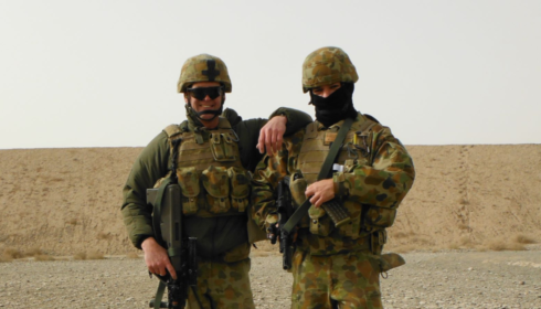 military interpreters