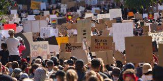Brisbane, Australia, Anti-Racism Protest - 6 June 2020 - Andrew Mercer